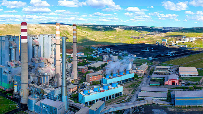 EUAS Kangal Thermal Power Plant - Rehabilitation Project