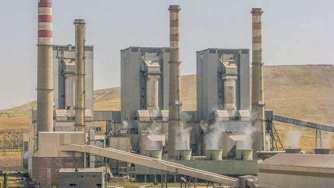 EUAS Kangal Thermal Power Plant - Revision of ESP
