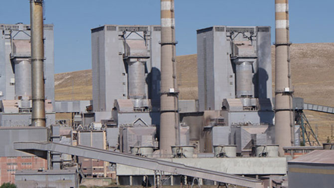 EUAS Kangal Thermal Power Plant - Revision of Unit 3