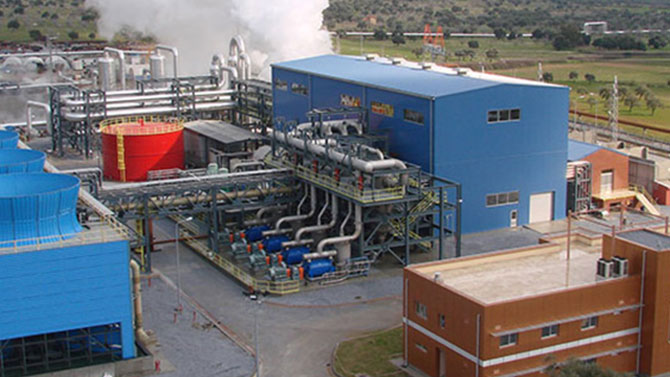 GUR-MAT Geothermal Power Plant Project