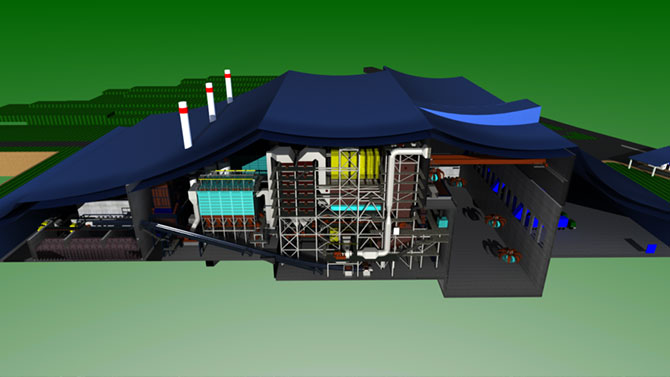 Istanbul Residual Waste Facility – Energy from Waste Plant