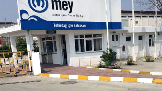 MEY İçki Tekridağ Factory Revision Project